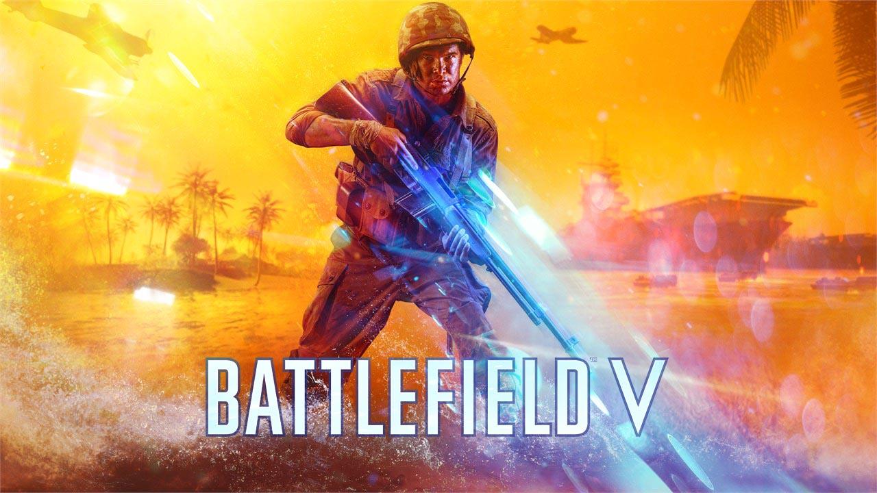 ترینر بازی Battlefield V