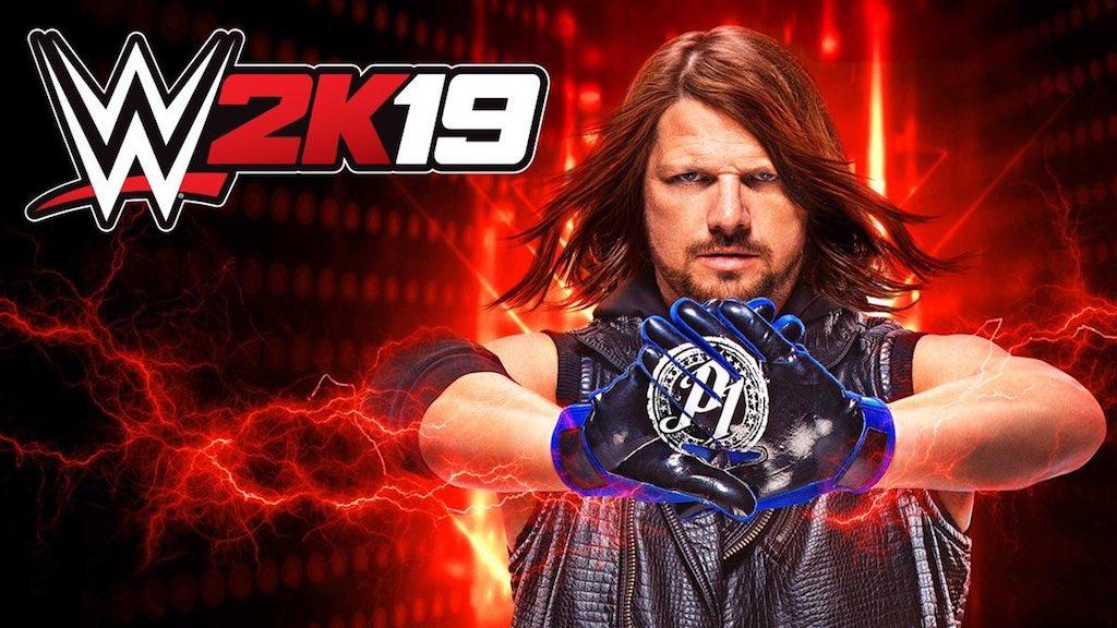 کرک بازی WWE 2K19