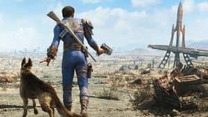 داستان مجموعه بازی Fallout