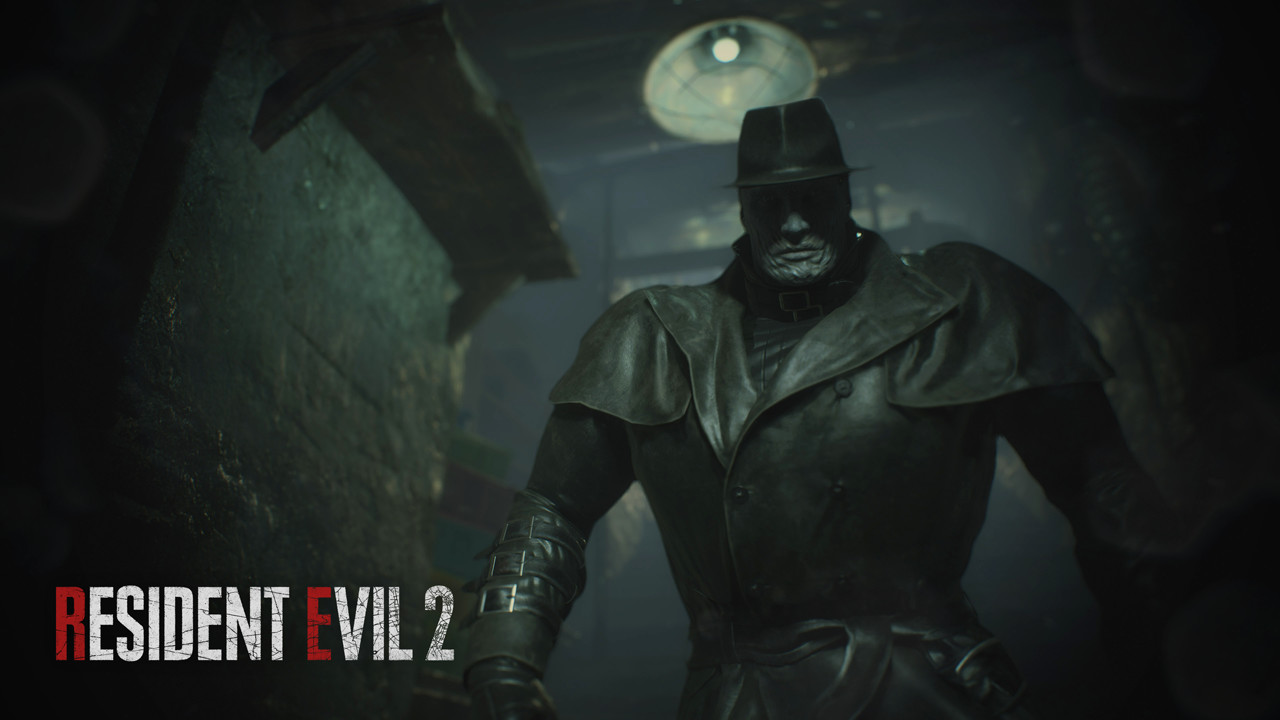 ترینر بازی Resident Evil 2 Remake