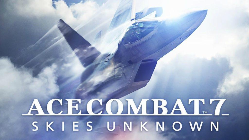 کرک بازی Ace Combat 7 Skies Unknown