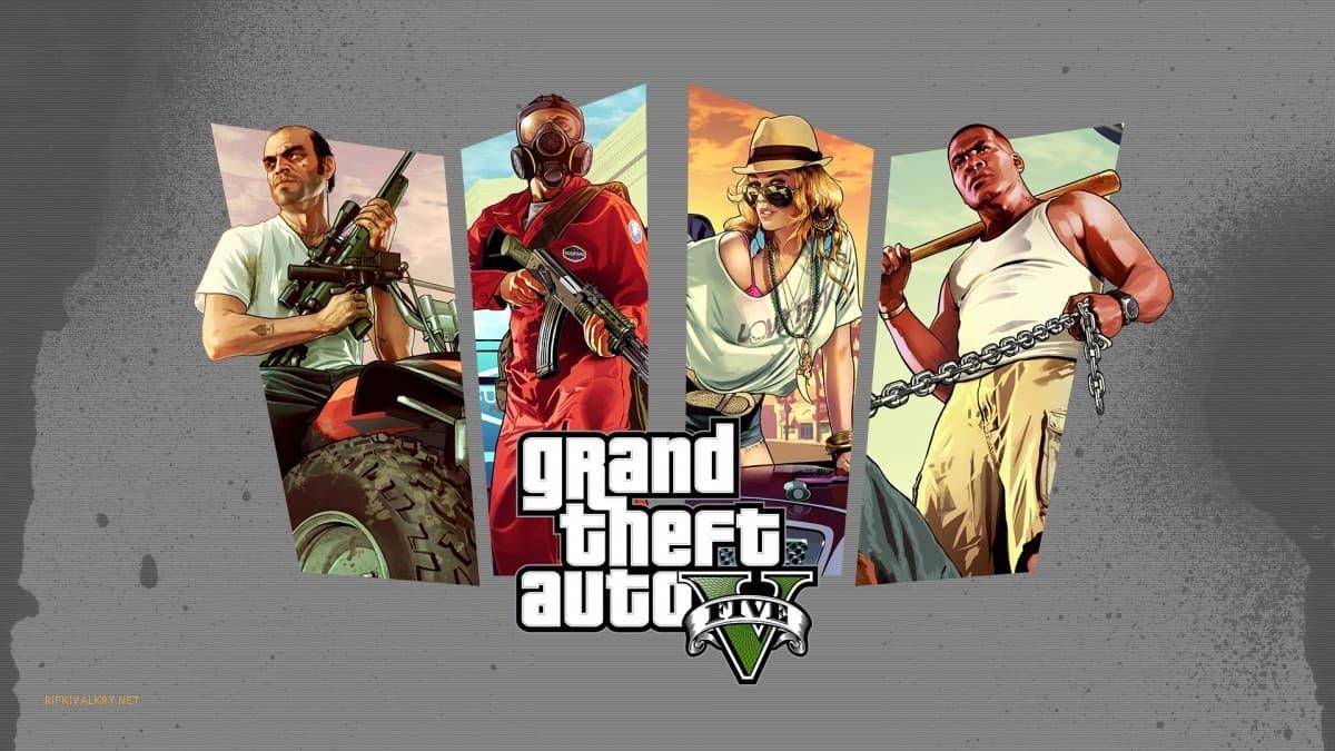 ترینر بازی GTA V