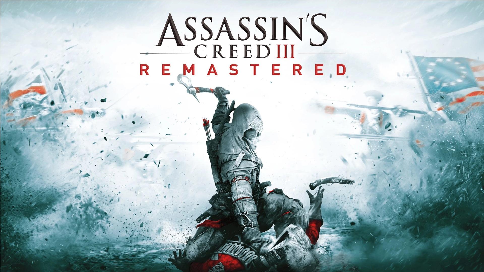 کرک بازی Assassins Creed III Remastered