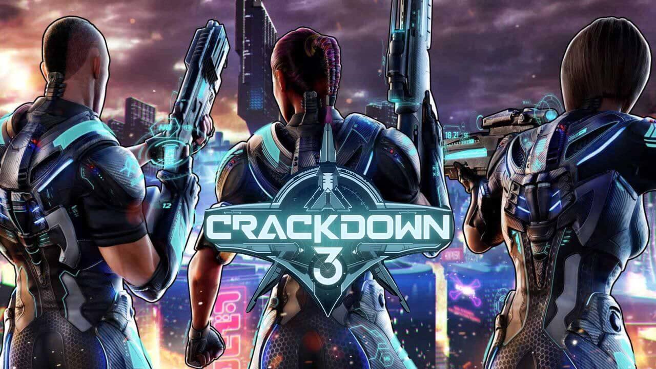 ترینر بازی Crackdown 3