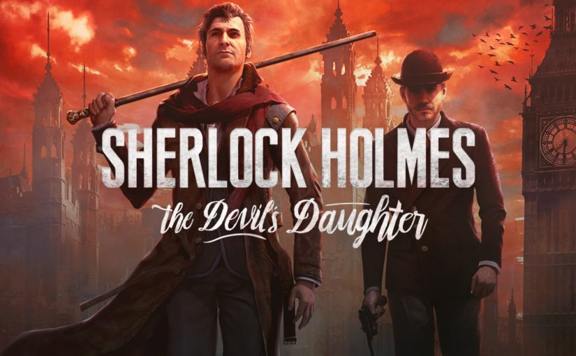 فارسی ساز بازی Sherlock Holmes: The Devil's Daughter
