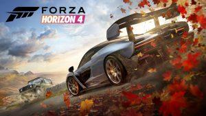 کرک بازی Forza Horizon 4