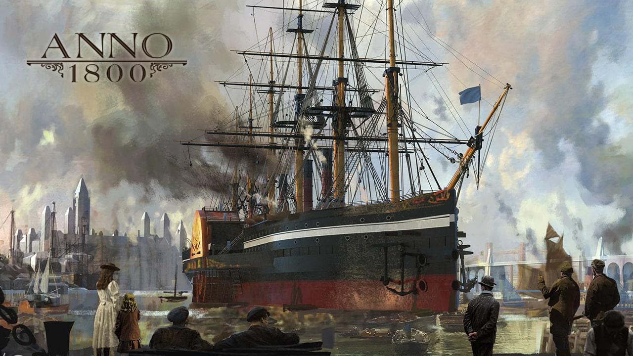 کرک بازی Anno 1800