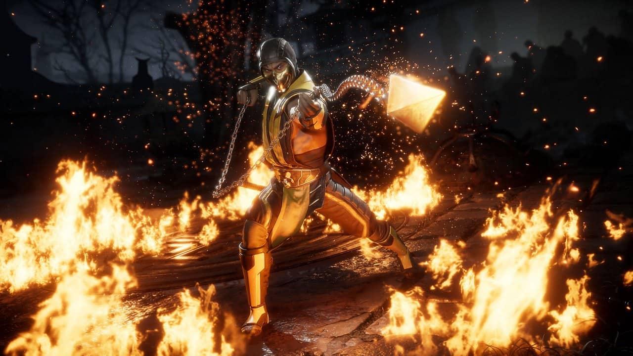 کرک بازی Mortal Kombat 11