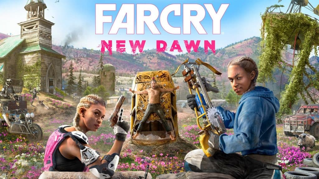 Trainer Far Cry New Dawn