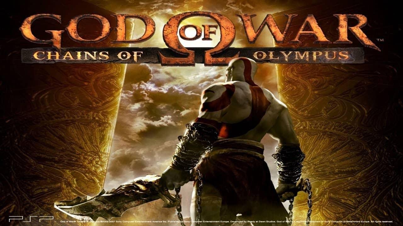 داستان بازی God of War: Chains of Olympus