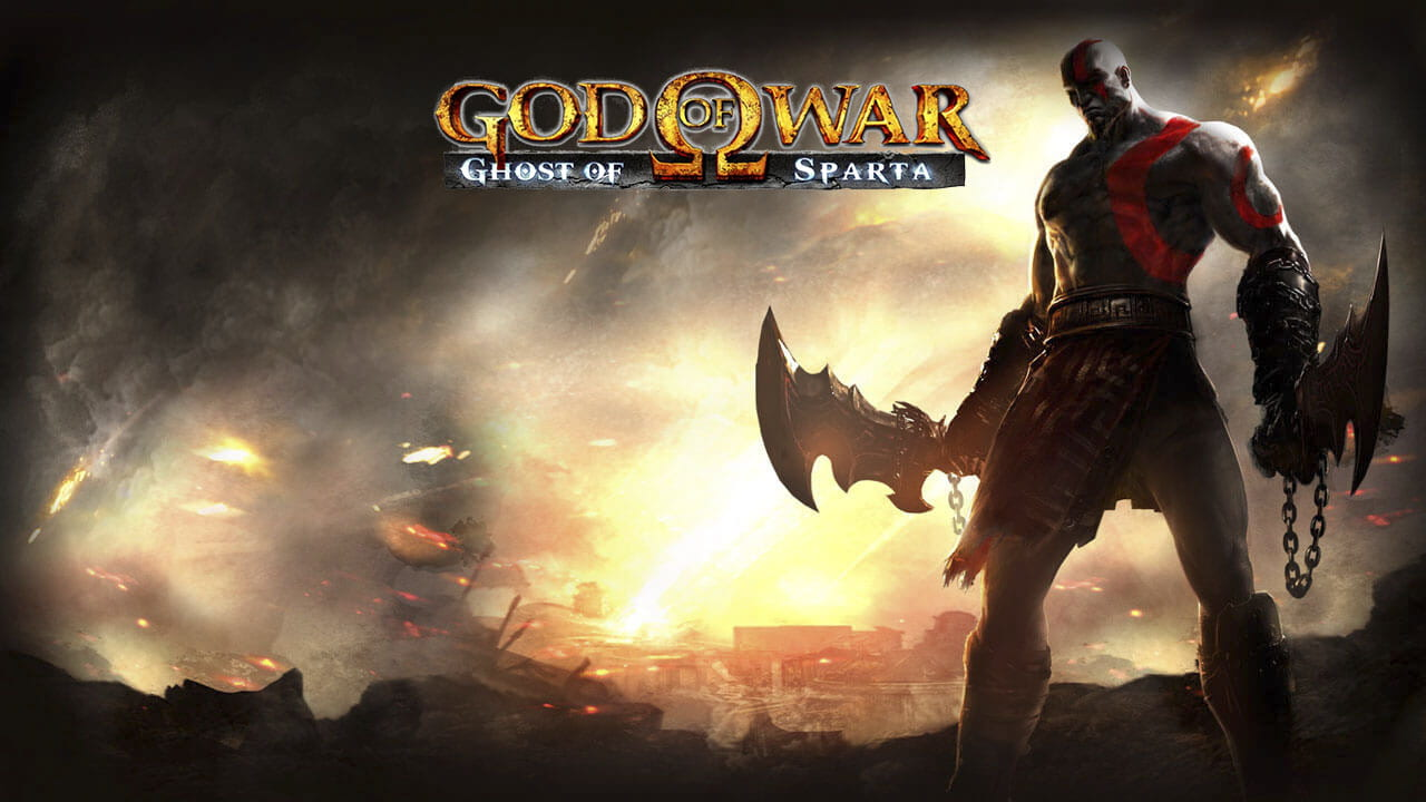 داستان بازی God of War: Ghost of Sparta