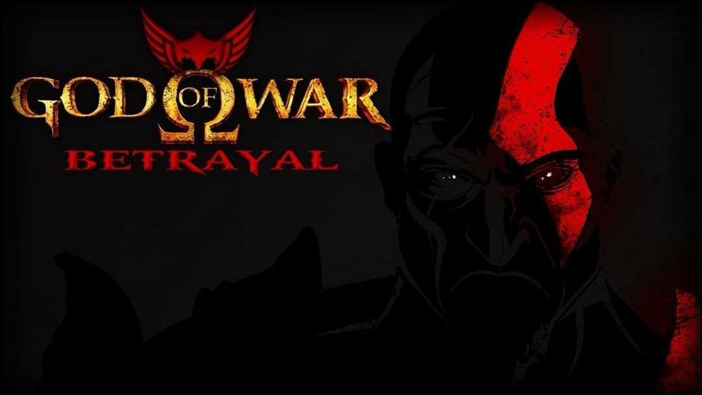 داستان بازی God of War: Betrayal