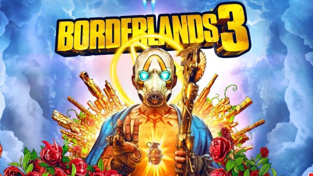 Borderlands 3 is completed