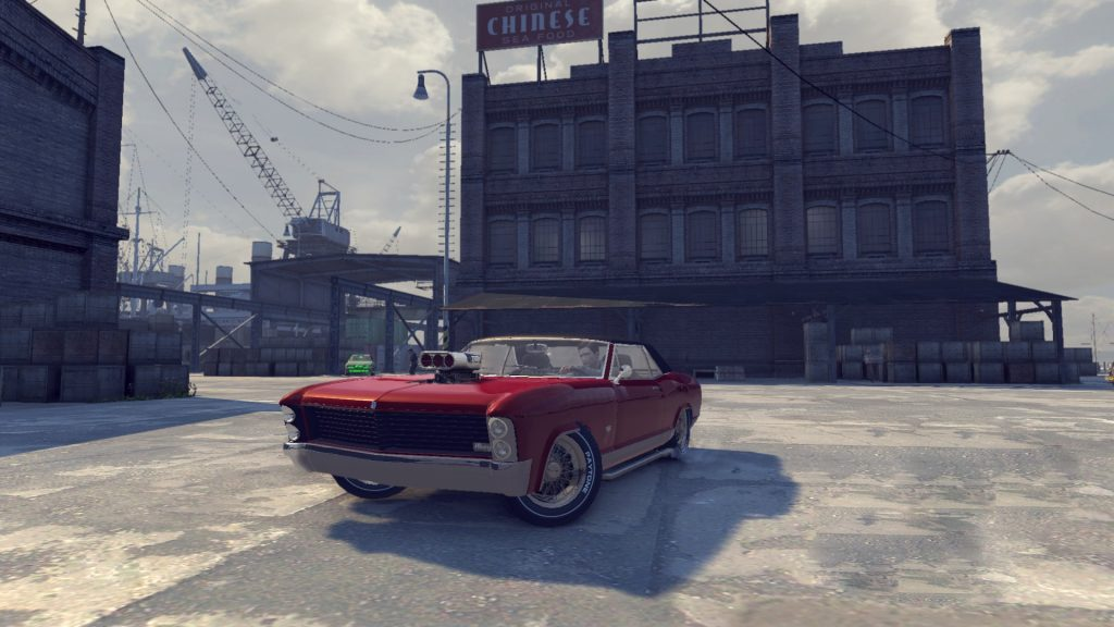 Mod Car Albany Buccaneer for Mafia 2