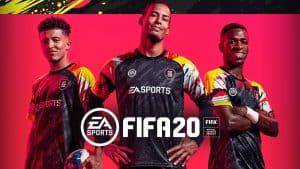 آخرین آپدیت FIFA 20 برای PC