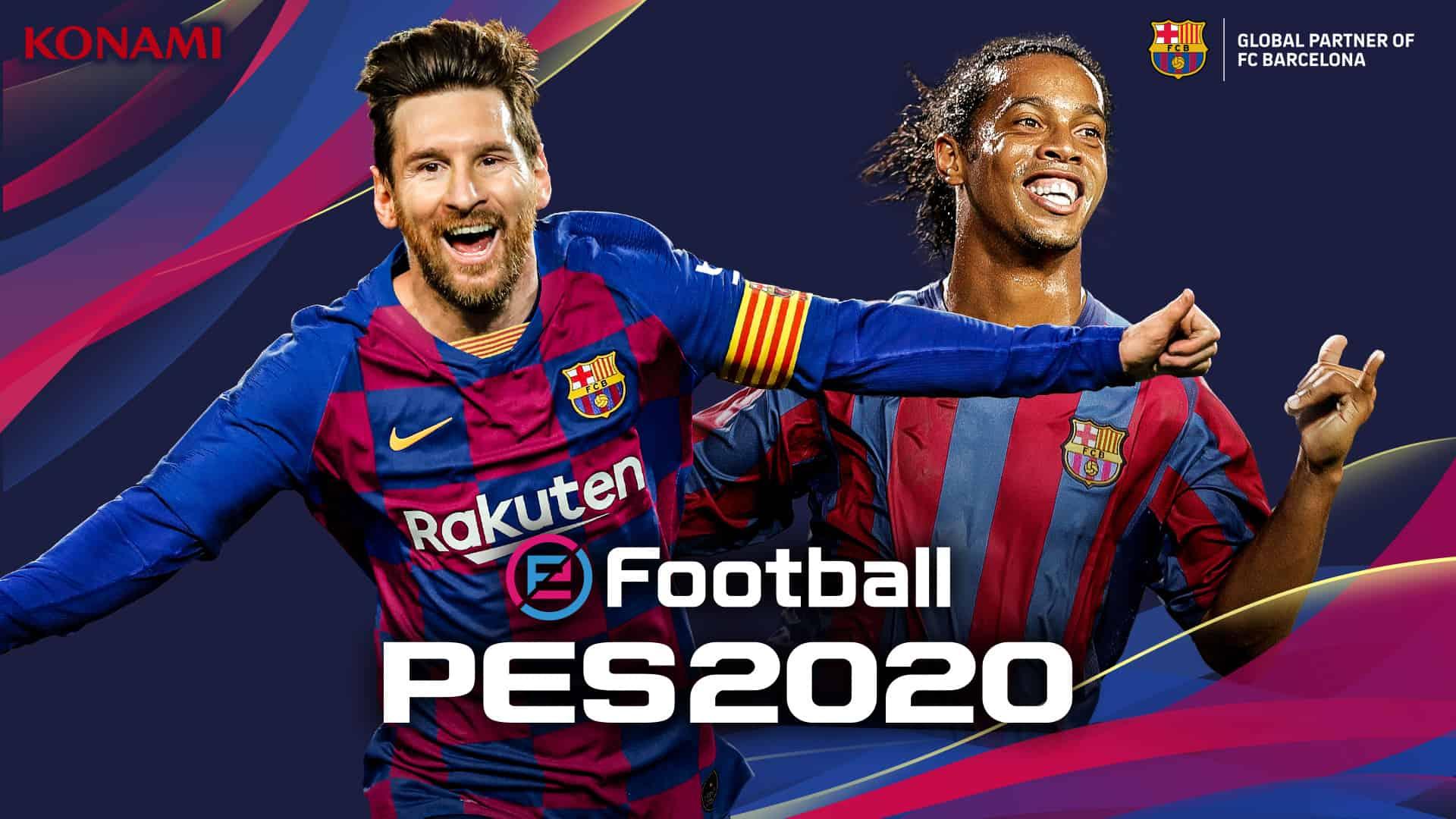 Trainer eFootball PES 2020