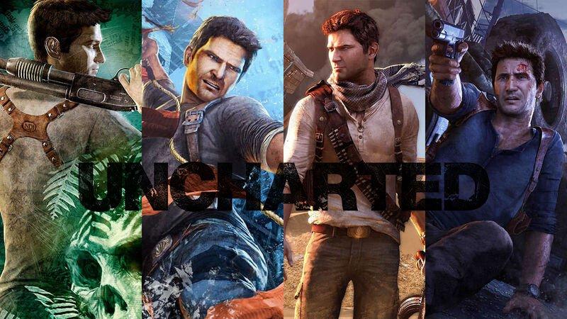 داستان مجموعه بازی Uncharted