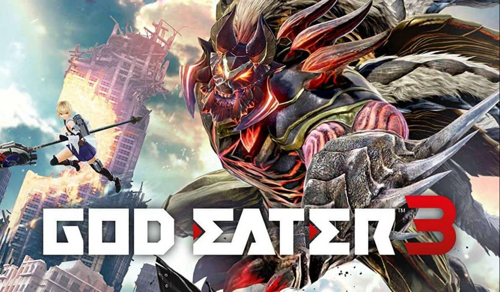 ترینر بازی God Eater 3