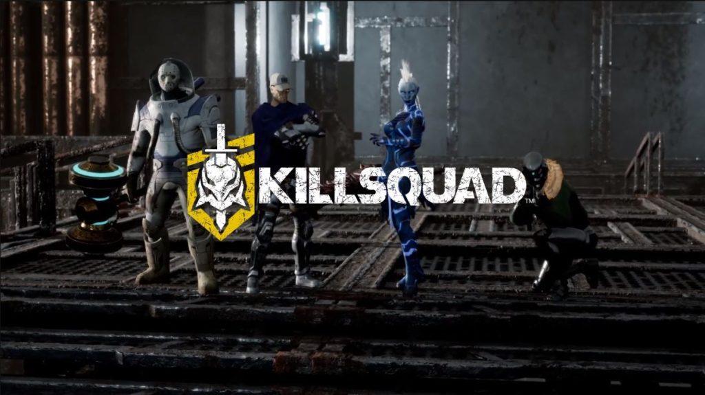 ترینر Killsquad