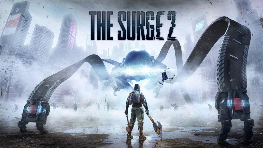 ترینر بازی The Surge 2
