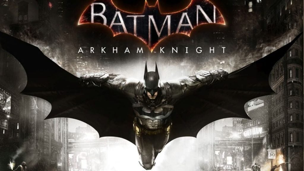 ترینر بازی Batman Arkham Knight