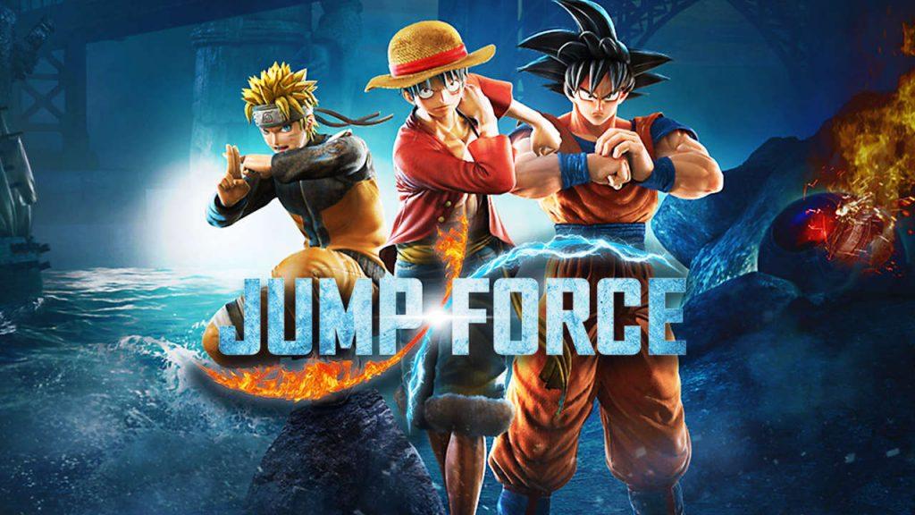 ترینر بازی Jump Force