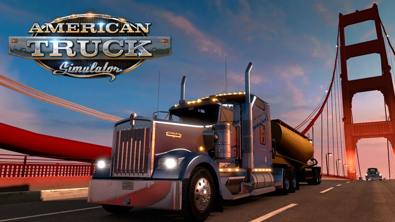 American Truck Simulator Trainer
