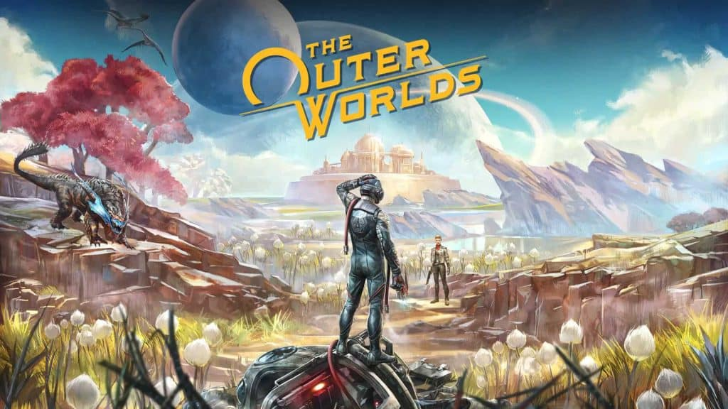 ترینر بازی The Outer Worlds