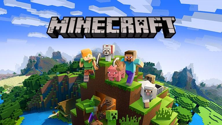 بازی Minecraft برای PC