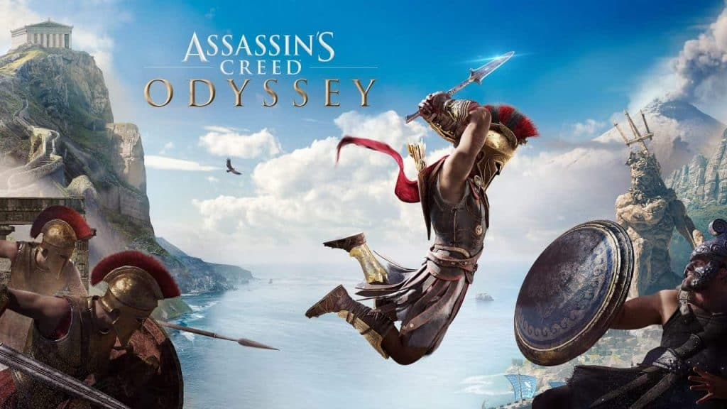 ترینر بازی Assassins Creed Odyssey