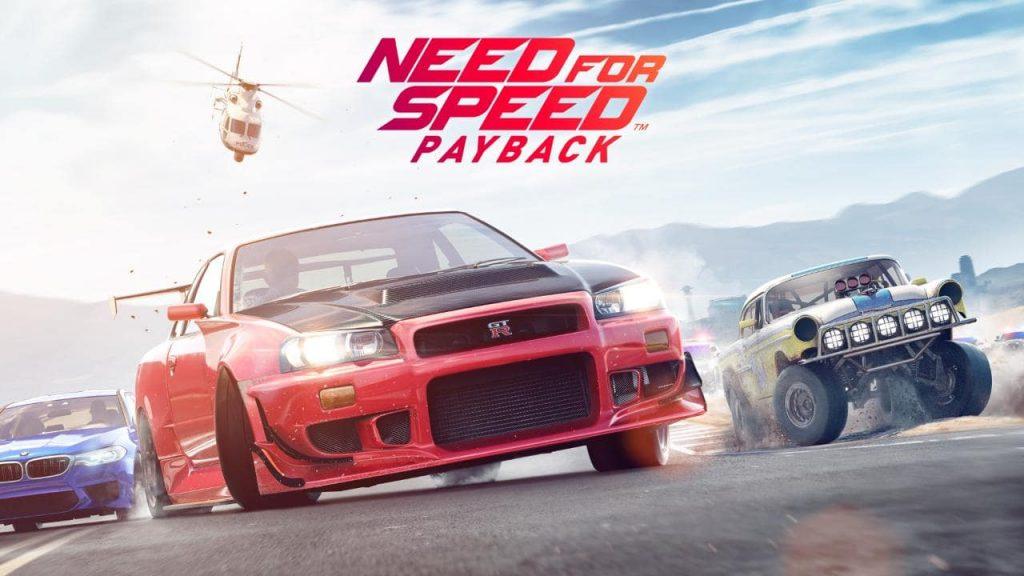 ترینر بازی Need for Speed Payback