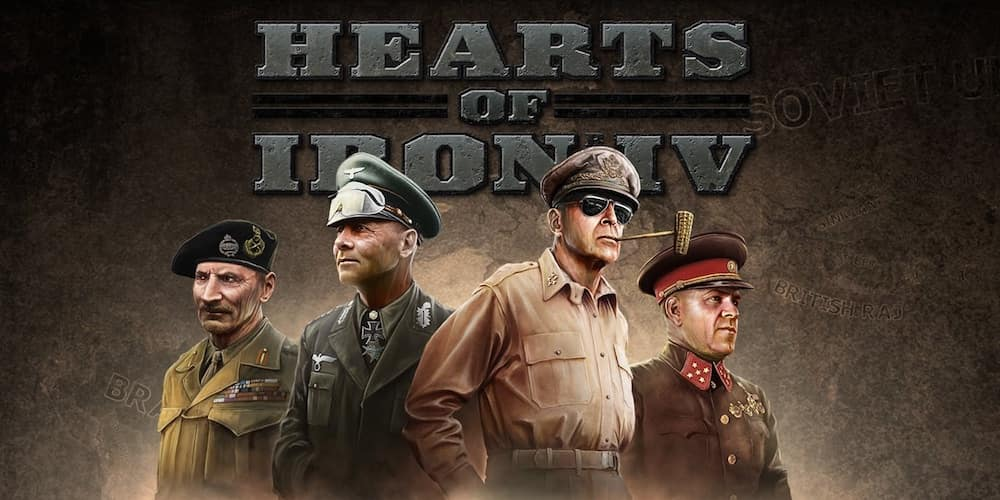 ترینر بازی Hearts of Iron IV