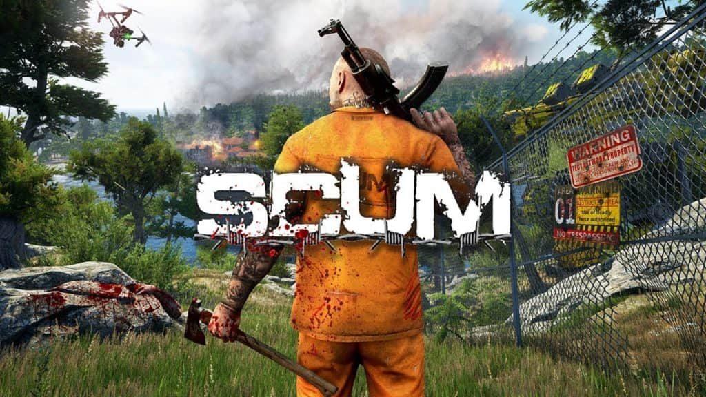 ترینر بازی Scum
