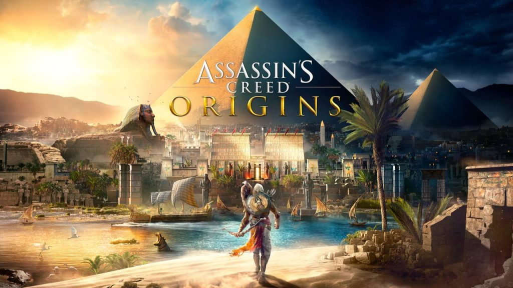 ترینر بازی Assassins Creed Origins