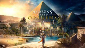 ترینر بازی Assassins Creed Origins