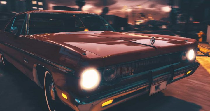 خودروی Plymouth Fury 3 1969 برای GTA V