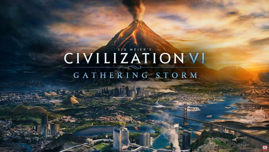 بازی Civilization VI Gathering Storm برای PC