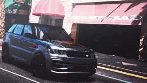 خودروی Range Rover Sport Startech 2016 برای GTA V
