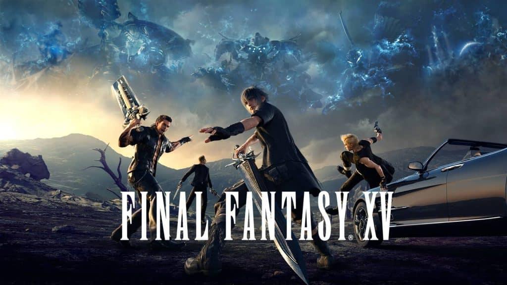 ترینر بازی Final Fantasy XV