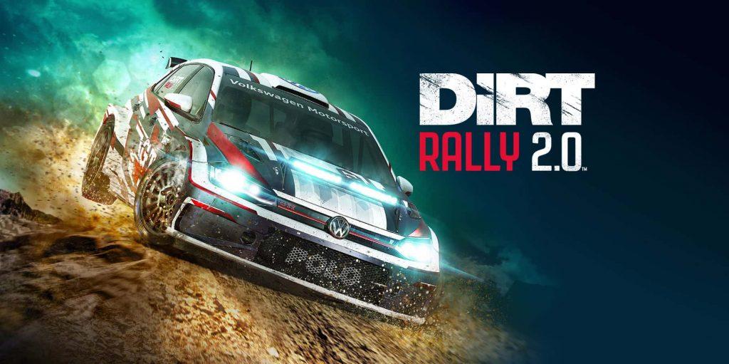 ترینر بازی DiRT Rally 2.0