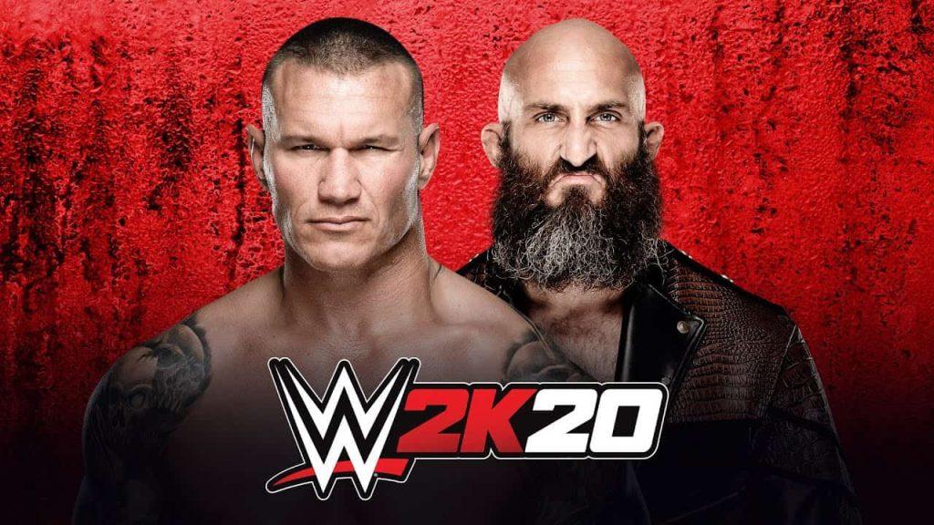 ترینر بازی WWE 2K20