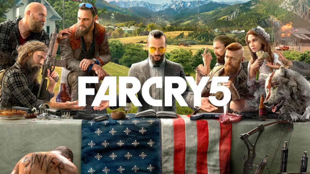 ترینر بازی Far Cry 5