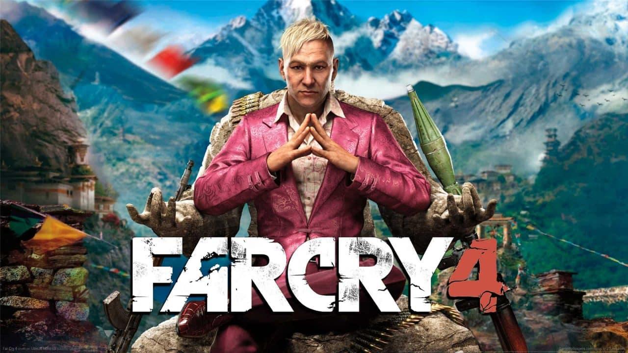 ترینر بازی Far Cry 4