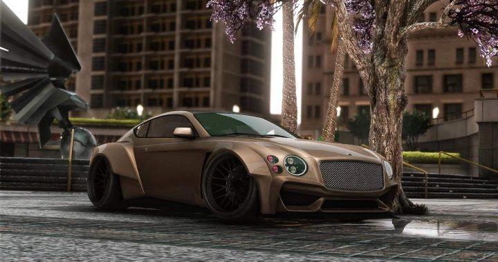 خودروی Enus Paragon Custom برای GTA V