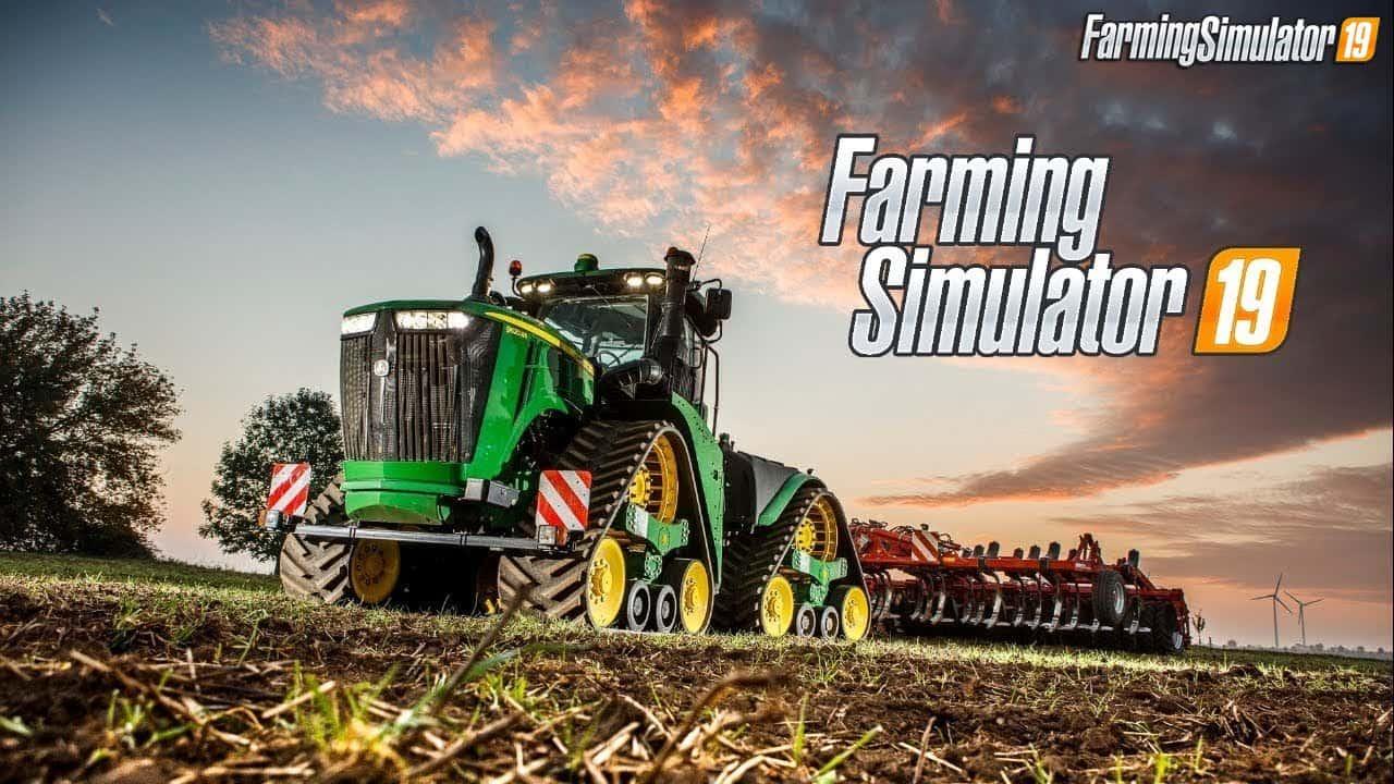 ترینر بازی Farming Simulator 19