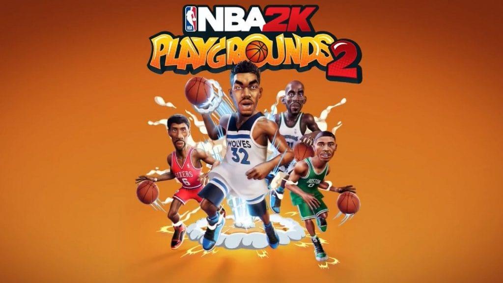 ترینر بازی NBA 2K Playgrounds 2
