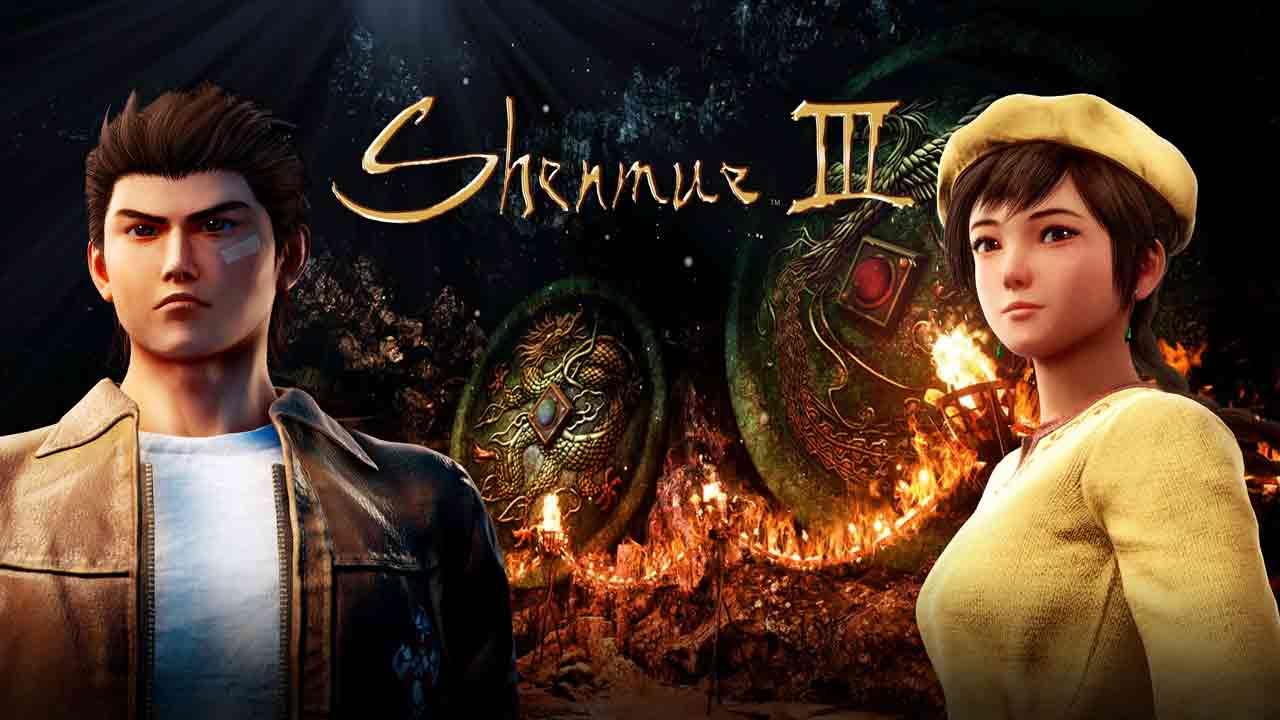 ترینر بازی Shenmue 3