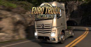 بکاپ بازی Euro Truck Simulator 2