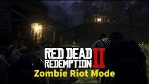 مد Zombie Riot برای Red Dead Redemption 2