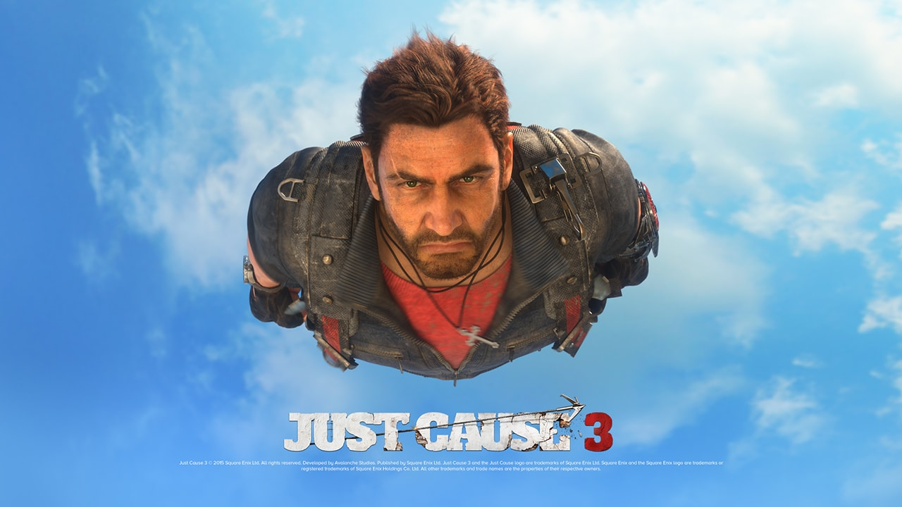 ترینر بازی Just Cause 3